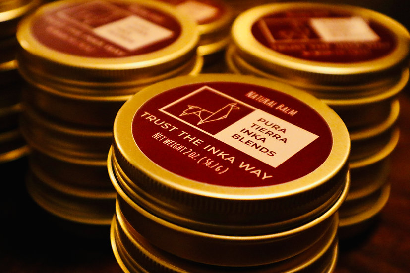 Natural Relief Balms