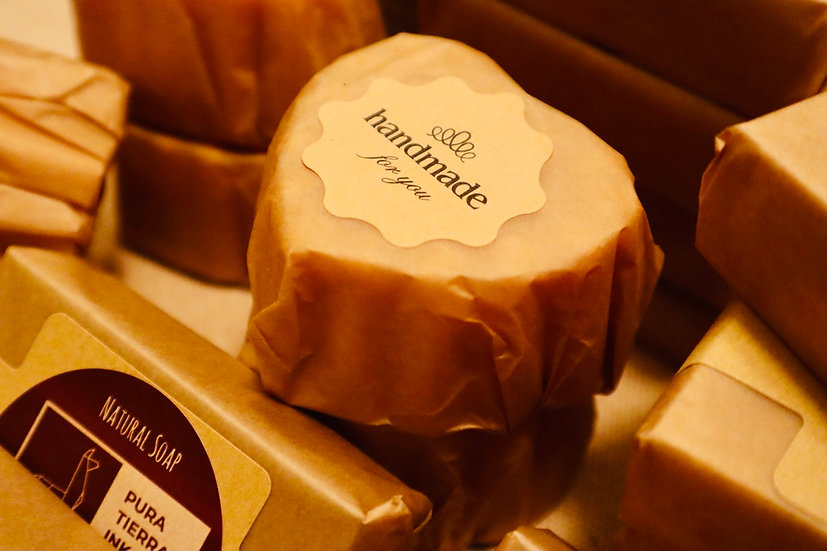 Chamán Natural Face Soap