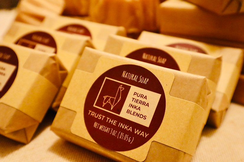 Specialty Natural Bar Soaps