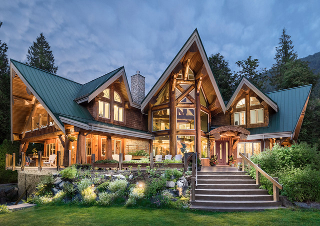 Rockwell Harrison Guest Lodge - Architectural Photography