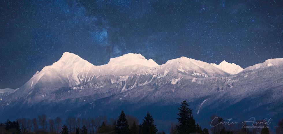 Mt. Cheam Range