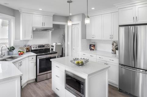 Modern Kitchen - Interiors Photography