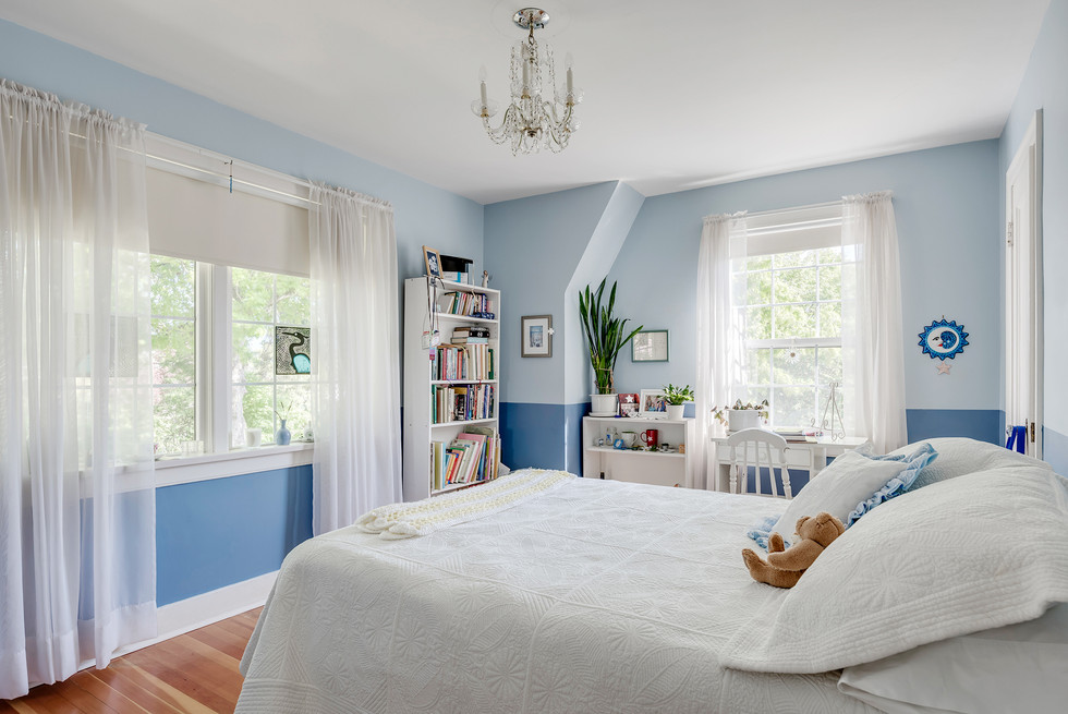 Heritage Home Bedroom - Interiors Photography
