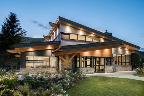 The Cottages Cultus Lake - Architectural Photography