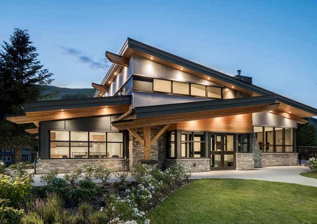The Cottages at Cultus Lake Chilliwack - Architectural Photography