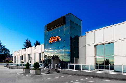Exen Building Coquitlam - Architectural Photography