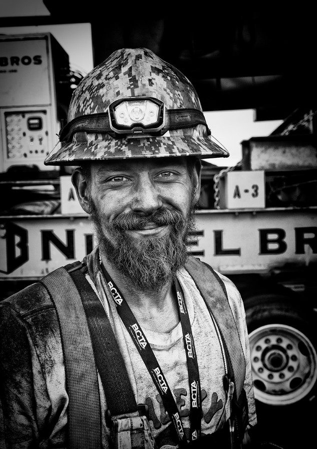 Nickel Bros Staff - Industrial Photography