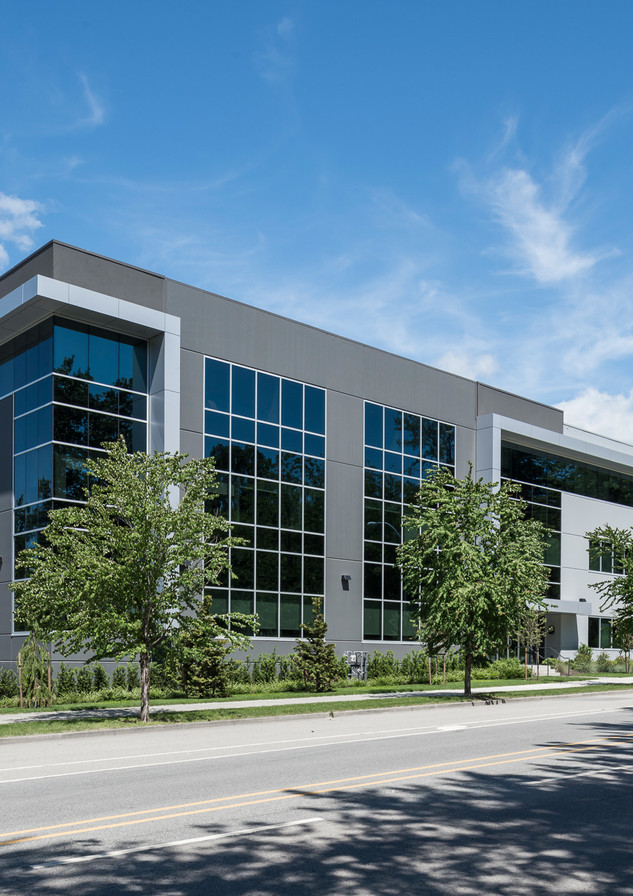 Office Building Burnaby - Architectural Photography