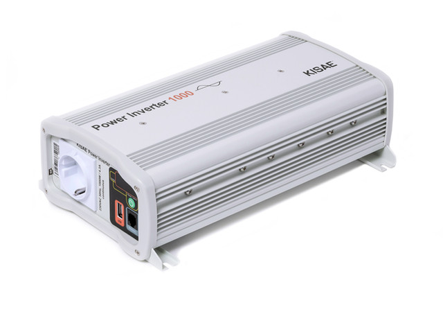 Power Inverter - Products Photography