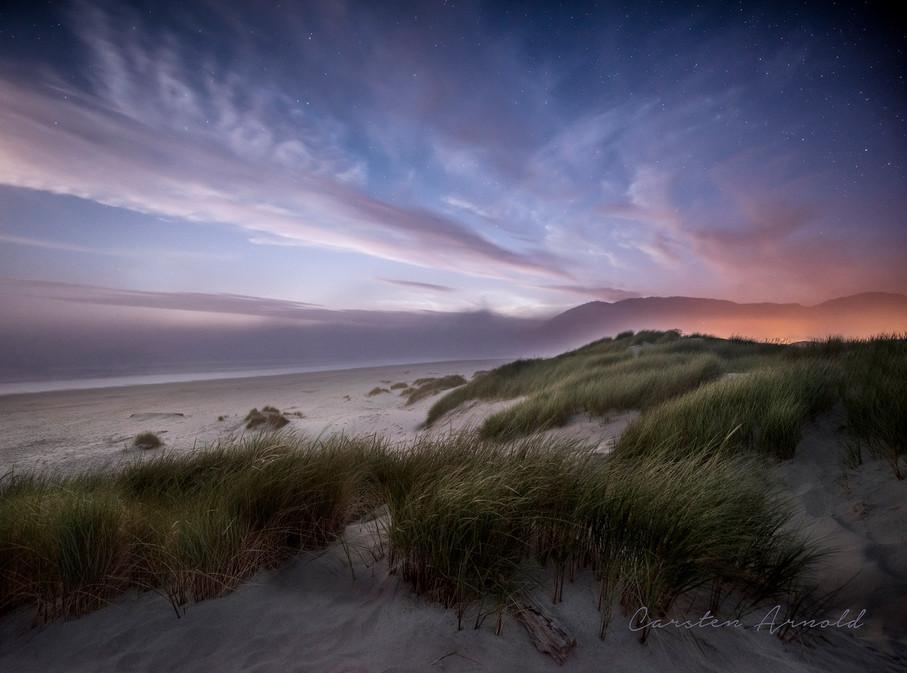Nahalem Bay Sunset