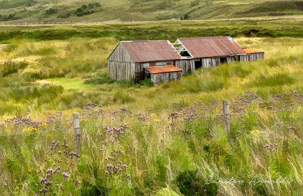 Scottish Highlands Barn
