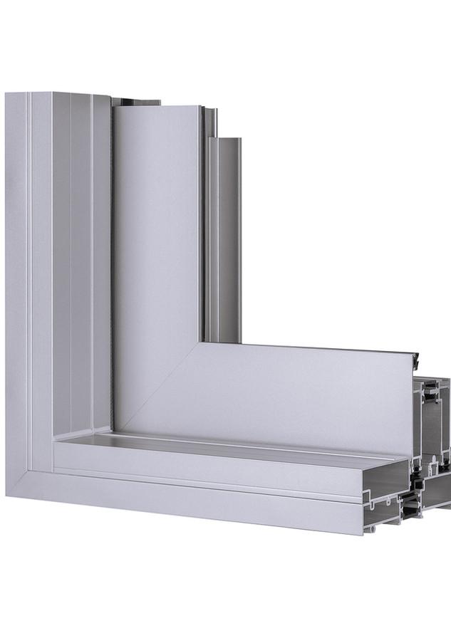 Window Cross Section