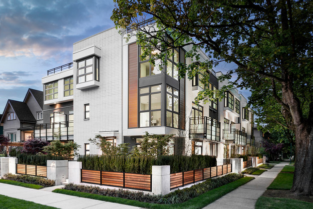 Q16 Condo Vancouver - Architectural Photography