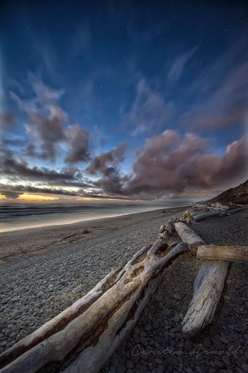 Big Dipper Second Beach Washington