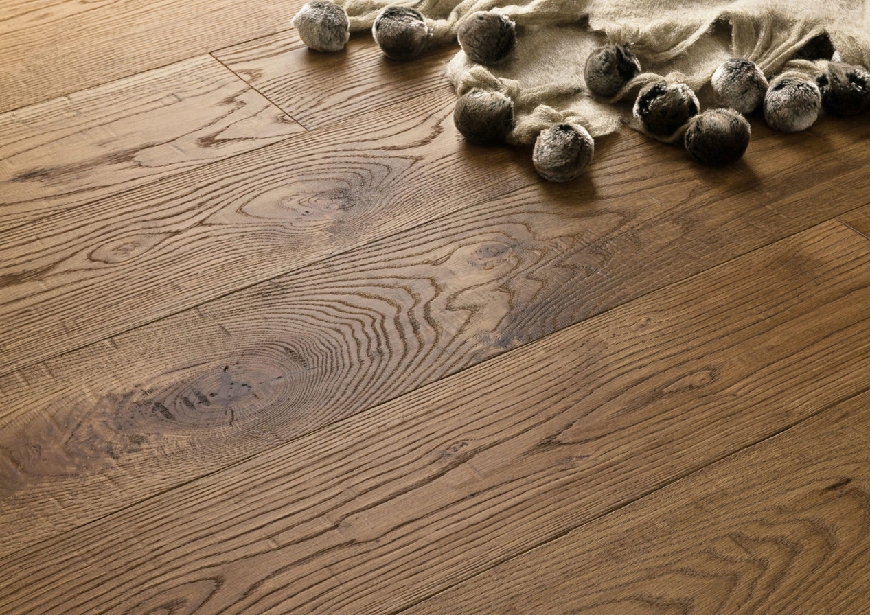 Wood Flooring - Products Photography