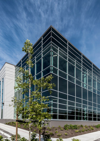 Office Building Glass - Architectural Photography