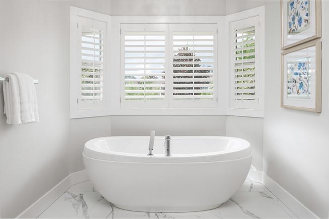 Modern Bathtub - Interiors Photography