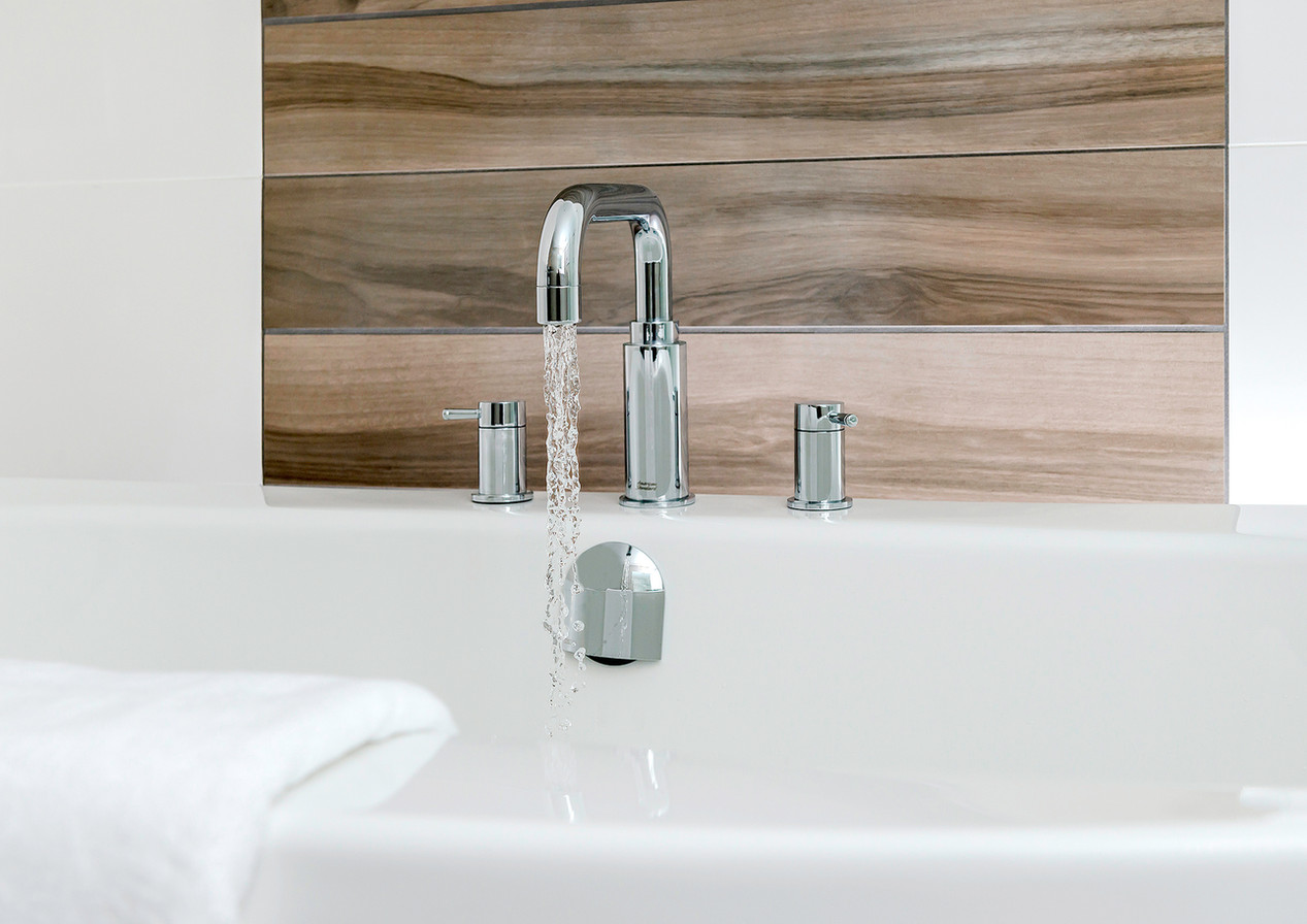 Bathtub Faucet - Products Photography