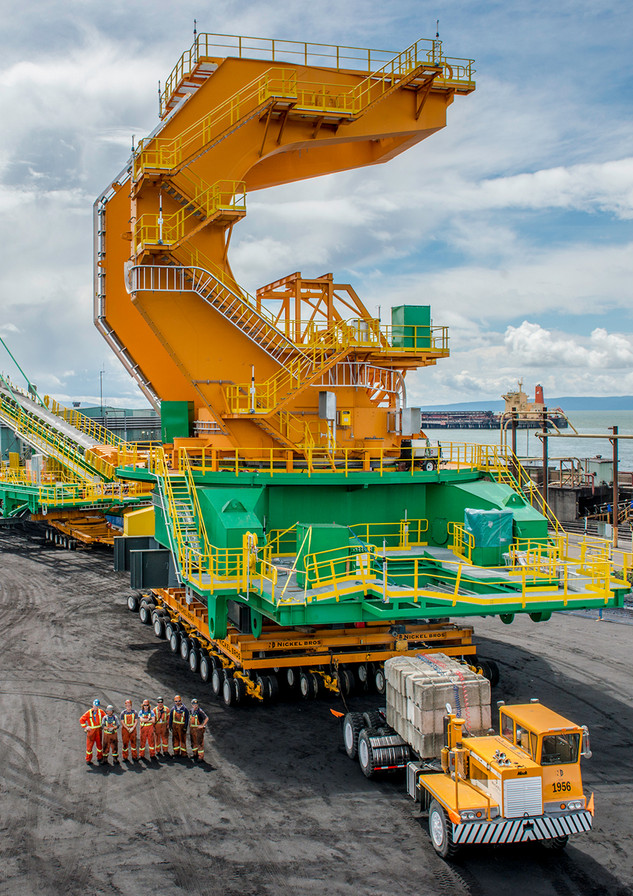 Heavy Equipment - Industrial Photography