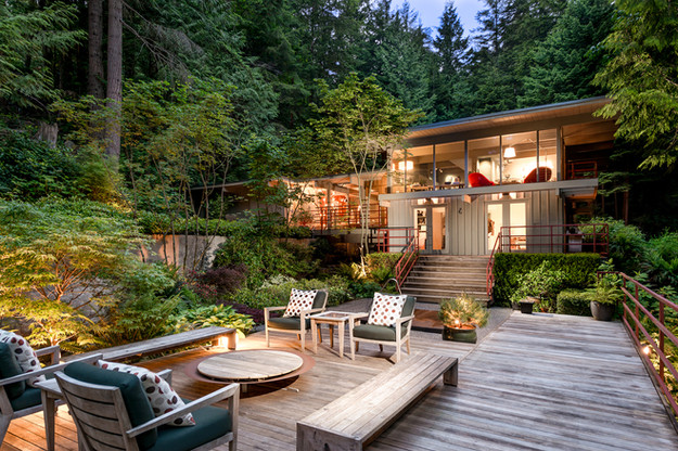 North Vancouver Home - Architectural Photography