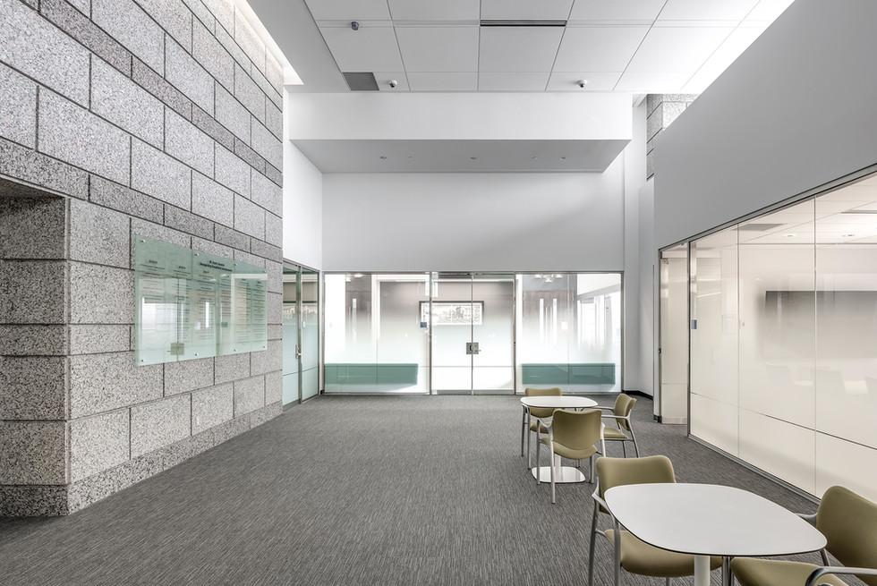 BC Hydro - Interiors Photography