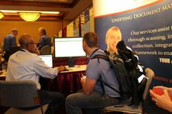 GIS enabled EDMS at CalGIS 2015