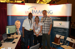 Our crew at CalGIS 2015