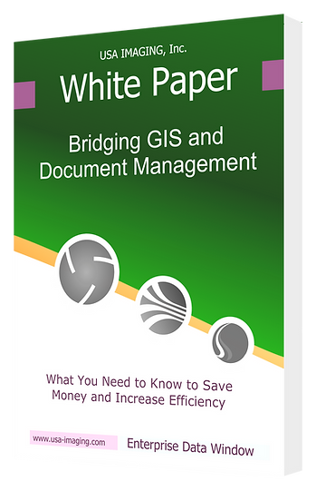 Bridging GIS and Document Management