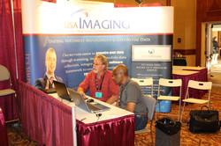 USA IMAGING booth at CalGIS 2015