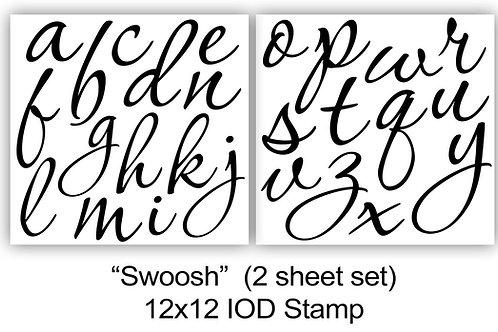 Swoosh Stamp