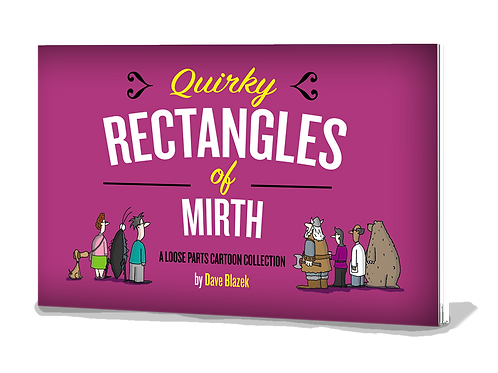 Quirky Rectangles Of Mirth