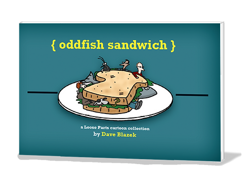 oddfish sandwich
