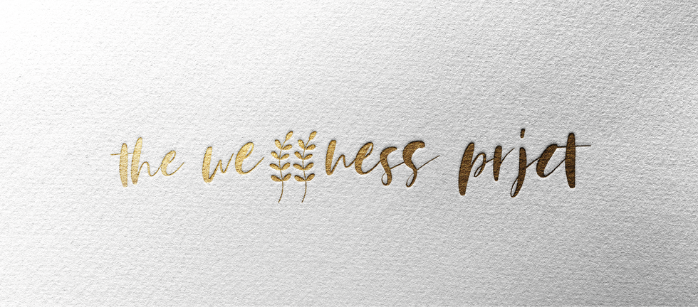 The Wellness Project by Giortzina Athousaki