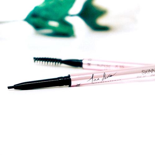 Skinny Silk Pencil by Tina Davies