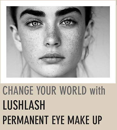 Beginners LushLash PMU ( 2 Day)