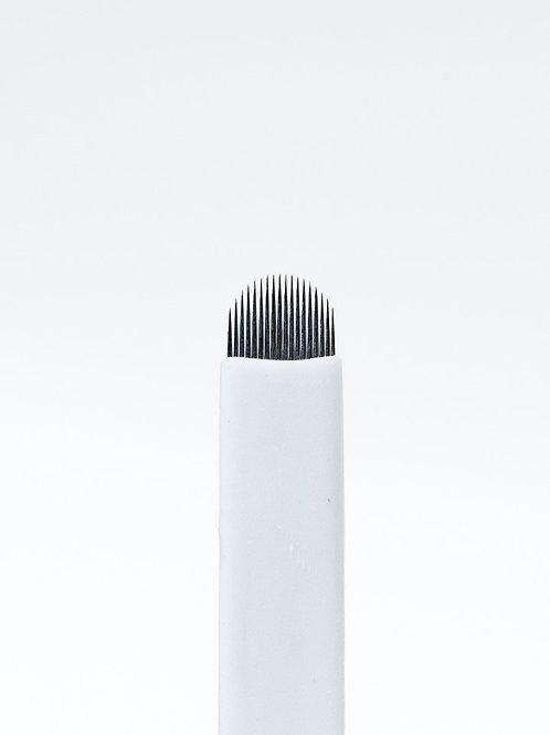 Fine Flexi Pin 'U' 16 Pin 0.22mm Diameter