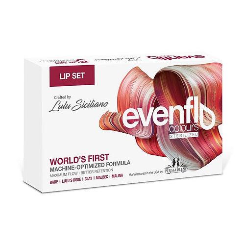 Evenflo Lip Kits & Pigments by Lulu Siciliano
