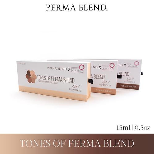 Tones of Perma Blend Kits & Individual Pigments