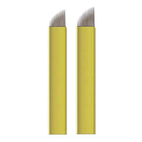 Super Fine Microblades - 0.18mm Ø Hard Pin