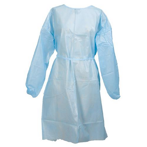Long Sleeve Disposable Aprons (Pack of 5)
