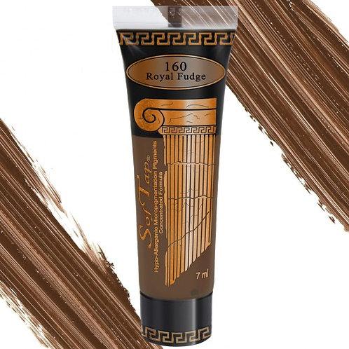 160 Warm - Dark - Royal Fudge