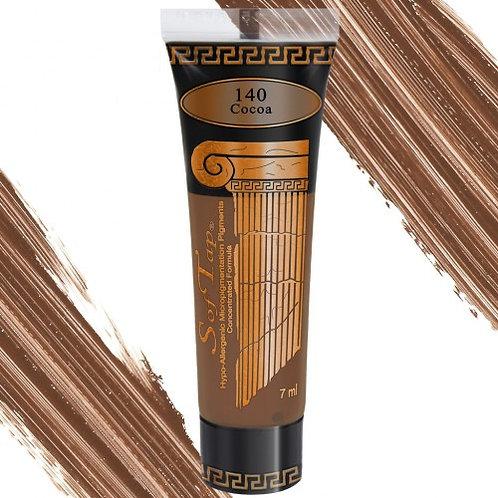 140 Warm - Medium - Cocoa