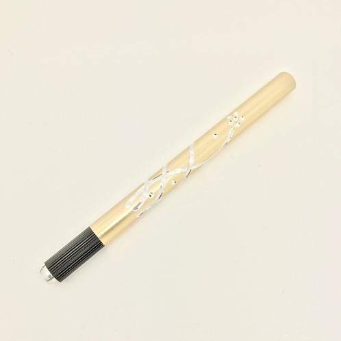 Crystal Gold Microblade Handtool UK Sterile Single Use