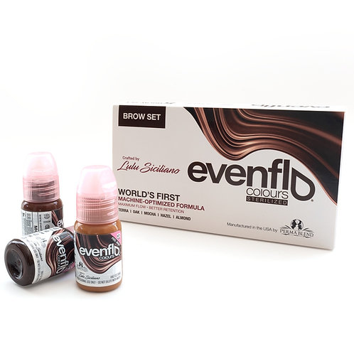 Evenflo Brow  Kits & Pigments by Lulu Siciliano