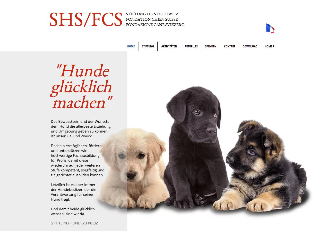 Stiftung Hund Schweiz