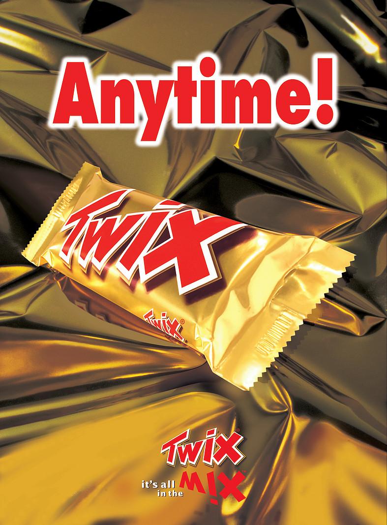Twix - nationale Promotion