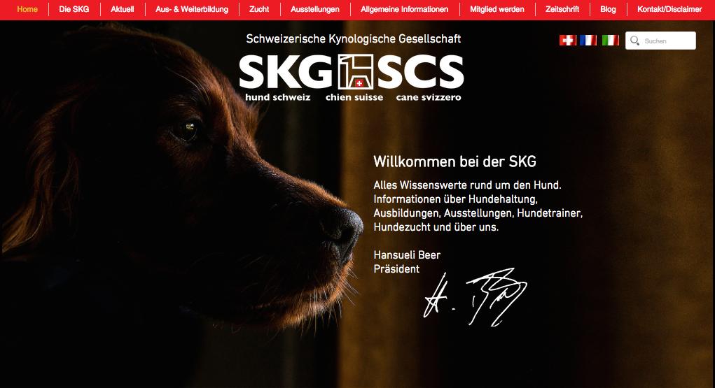 Schweizerische Kynologische Gesellsc