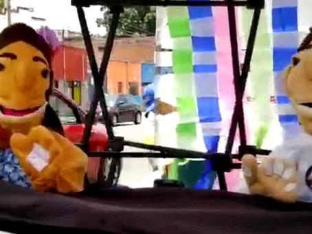 """Chiquihuites Radio, un proyecto de la compañía """"Máquina Teatro"""" en Cuautla. Por Dulce Valdepeña"""