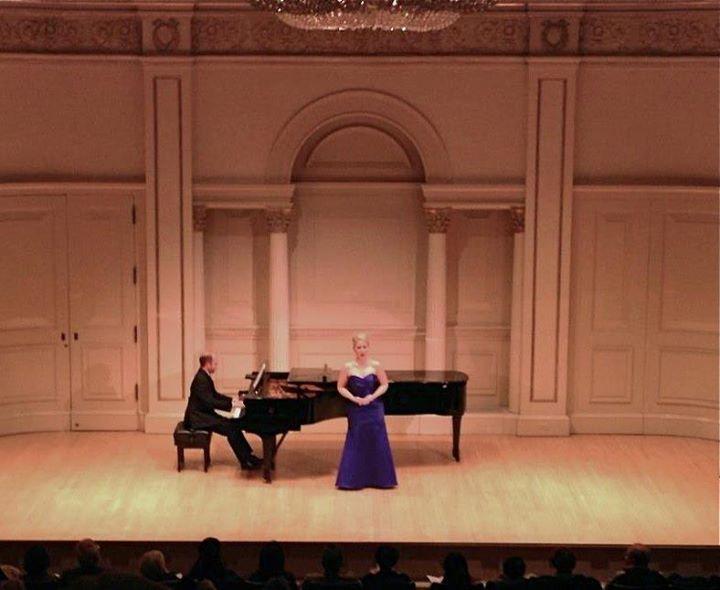 Recital (Carnegie Hall)