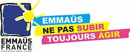 Logo Emmaüs
